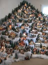 Flagpole Christmas Tree Plans by 100 Best Christmas Villages Lemax Houses Images On Pinterest