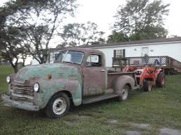 Frame Swap A 1947-54 Chevy Truck On An S-10 Frame