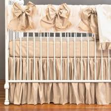 Bratt Decor Crib Skirt by Luxury Crib Bedding By Bratt Decor Page 3