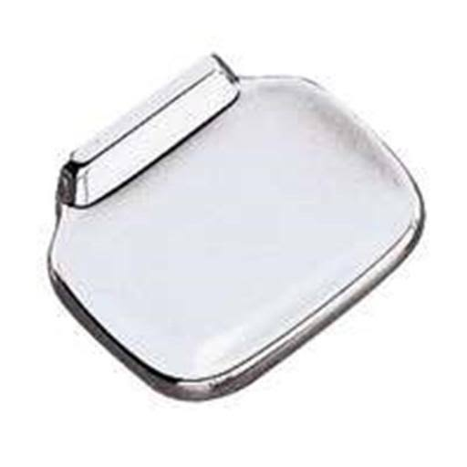 Mintcraft Soap Dish - Chrome