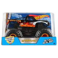 100 El Toro Monster Truck Loco DieCast Burkes Outlet