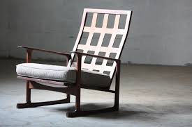 Kofod Larsen Selig Lounge Chair by Stellar Danish Mid Century Modern Ib Kofod Larsen Lattice U2026 Flickr
