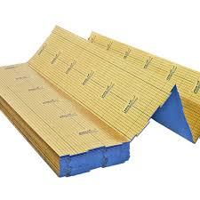 B And Q Carpet Underlay by Selit 1 5mm Foam Luxury Vinyl Click Flooring Underlay 10m