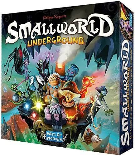 Small World Board Game - 6 Player