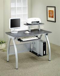 Black Corner Computer Desk With Hutch by Computer Desk Corner Beds Springfield Mo