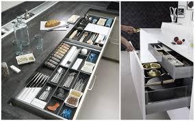 cuisines rangements bains rangement tiroir cuisine dossier rangements en 7 5 id es pour une
