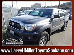 100 Used Trucks Spokane Toyota Tacoma For Sale In WA 99201 Autotrader