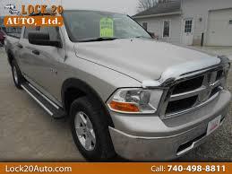 Used 2009 Dodge Ram 1500 For Sale In Newcomerstown, OH 43832 Lock 20 ...
