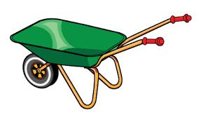 wheelbarrow clipart 1640