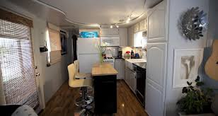 Cool Travel Trailer Renovation Remodeling A