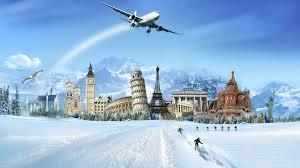 World Wonders To Travel Wallpaper