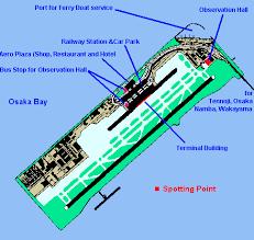 Kansai Airport Japan Sinking by Kansai International Airport Sinking