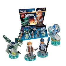 LEGO Dimensions Jurassic World Team Pack Set Review Pictures 71205