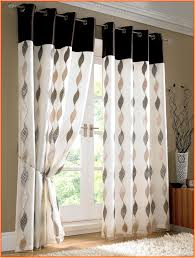 White Living Room Curtains Contemporary For And Dining