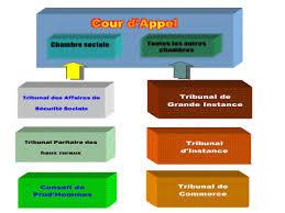 chambre d appel voies et juridictions de recours