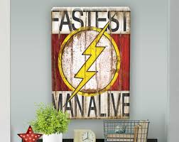 Vintage Superhero Wall Decor by A Collection Of Geek Chic Prints Pillows U0026 By Geekgirlscollective