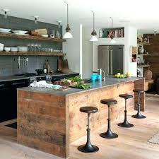 table de cuisine moderne table de cuisine en bois table de cuisine en bois de grange
