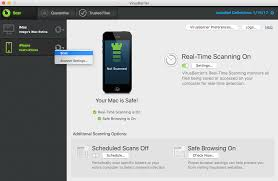 VirusBarrier X9 How to Scan iPhone iPad and iPod Touch – Intego