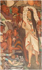 Diego Rivera Rockefeller Mural Analysis by Courtesans And Carnal Commerce Maya Decipherment