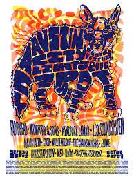 Festival Posters 2016 Austin City Limits