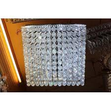 wall mounted chandelier light at rs 8500