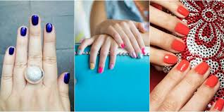 25 Spring Nail Polish Colors For And