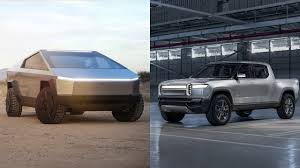 100 Truck Wash Near Me How Teslas Cybertruck Stacks Up Against The Rivian R1T Electric