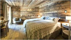 chambre bois blanc deco chambre bois deco chambre bois chambre deco bois style montagne