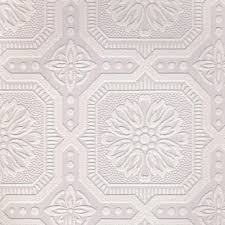 Genesis Designer Ceiling Tile by White Paintable Wallpaper White Wallpaper Ceiling Tiles And