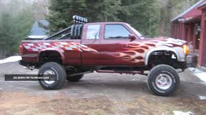 1993 Lifted Customized Pick - Up 35
