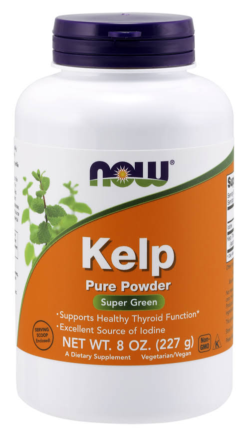 Now Foods Kelp Powder - 227g