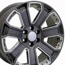 100 Oem Chevy Truck Wheels Single For GMC