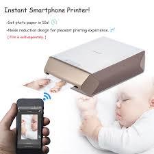 Fujifilm Instax WiFi Instant Smartphone Printer Kit for Smart