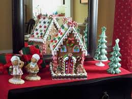 Gingerbread Houses By Valerie Parr Hill
