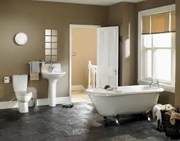 10 Beautiful Bathroom Paint Colors For Your Next Renovation | WOW 1 ... The 12 Best Bathroom Paint Colors Our Editors Swear By 32 Master Ideas And Designs For 2019 Master Bathroom Colorful Bathrooms For Bedroom And Color Schemes Possible Color Pebble Stone From Behr Luxury Archauteonluscom Elegant Small Remodel With Bath That Go Brown 20 Design Will Inspire You To Bold Colors Ideas Large Beautiful Photos Photo Select Pating Simple Inspiration