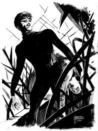The Cabinet Of Doctor Caligari 1920 by The Cabinet Of Dr Caligari Print For Sale By Rodolforever On