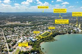 100 Redland City Bay Development Site With 36 Existing Titles The