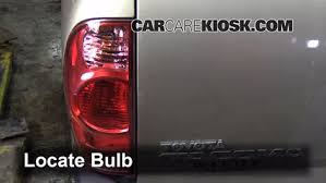 brake light change 2005 2015 toyota tacoma 2008 toyota tacoma