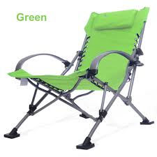 Picnic Time Reclining Camp Chair by Aliexpress Com Buy Beach Chair Folding Foldable Outdoor Picnic
