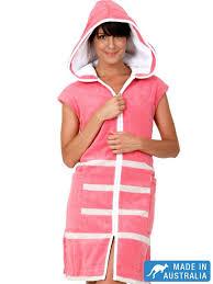Terry Rich Australia Sleeveless Beach Robe For Women Melone