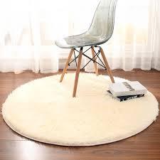 badezimmer vorleger matten 1x rund rutschfest badmatte