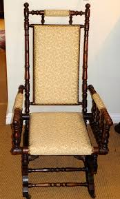 American Rocking Chair C.1880 - AP / LA100584 | LoveAntiques.com Antique Mahogany Upholstered Rocking Chair Lincoln Rocker Reasons To Buy Fniture At An Estate Sale Four Sales Child Size Rocking Chair Alexandergarciaco Yard Sale Stock Image Image Of Chairs 44000839 Vintage Cane Garage Antique Folding Wood Carved Griffin Lion Dragon Rustic Lowes Chairs With Outdoor Potted Log Wooden Porch Leather Shermag Bent Glider In The Danish Modern Rare For Children American Child Or Toy Bear