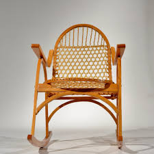 Snowshoe Oak Rocking Chair With Rawhide Lacing By Vermont Tubbs Snowshoe Oak Rocking Chair With Rawhide Lacing By Vermont Tubbs Slat Hardwood Magnificent Collections Chairs Walmart With 19th Century Vintage Carved Wood Swan Rocker Team Color Georgia Modern Contemporary Black Porch Rockers Adaziaireclub How To Choose Your Outdoor 24 Tips And Ideas Farmhouse Rustic Fniture Birch Lane Toddler Americana Used For Sale Chairish 1980s Martin Macarthur Curly Koa Slatback Shine Company White Mi