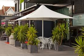 Skyspan Permanent Structural Umbrellas