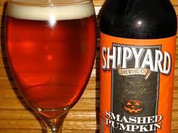 Shipyard Pumpkin Ale Recipe by New Arrivals