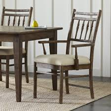 dining room chairs arms wayfair