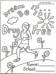 Just Say No Coloring Pages Free Online Printable Sheets For Kids Get The Latest Images Favorite
