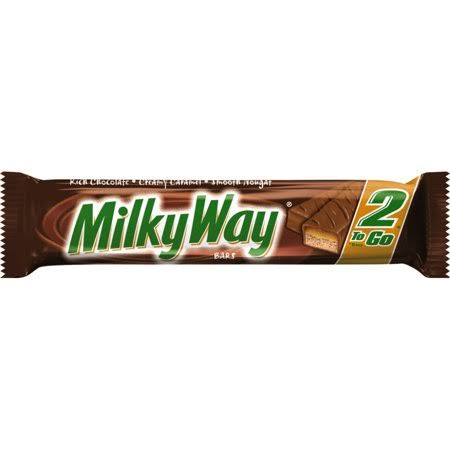 Milky Way 2 To Go Candy Bar