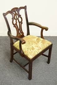 Ethan Allen Chippendale Wingback Chair by High End Used Furniture Maitland Smith Chippendale Mahogany