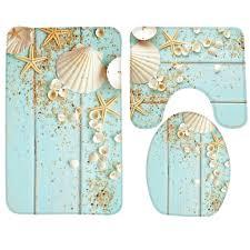 Cheap Beach Themed Bathroom Accessories by Online Get Cheap Beach Bathroom Rugs Aliexpress Com Alibaba Group